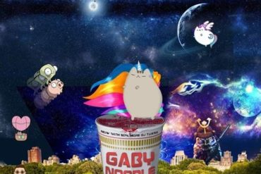 Gaby Noodle : Is Noodle Ya'herr