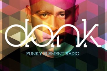 * DANK * : DANK - Funky Element Radio 33 - House and Techno Tuesdays