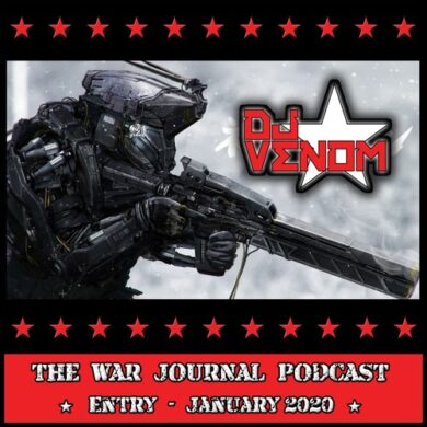 DJ Venom Warnation Podcast
