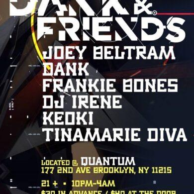 DANK * Live  7.24 - Quantum, Brooklyn - NYC by * DANK *