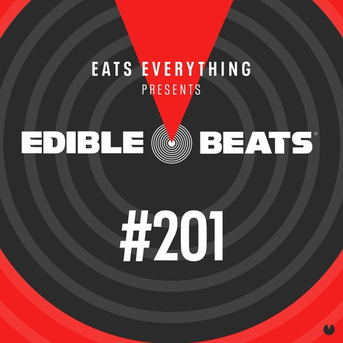 Edible Beats #201 guest mix from Carl Cox - DnB NYE Special by EatsEverything