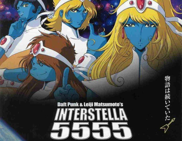Interstella 5555 by Daft Punk