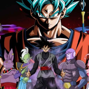 DragonBall Super: Universal Tournament Of Dance