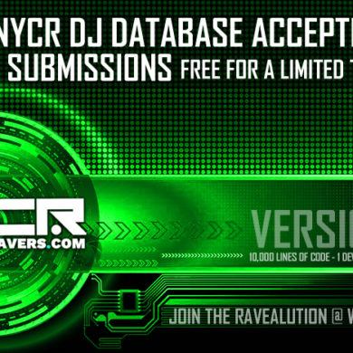 NYCR DJ Directory Beta Launch with Free Listings for DJs for a Limited Time