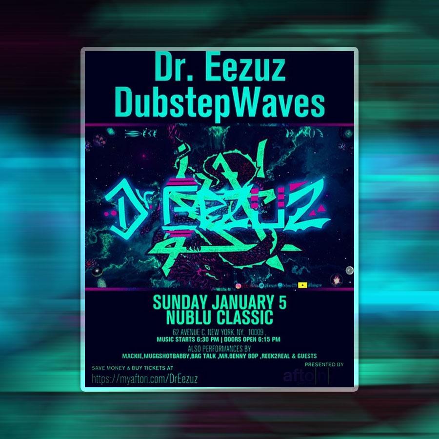 Dr. Eezuz at Nublu Classic