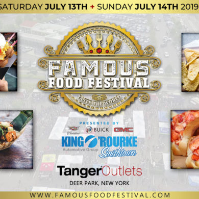 famous food festival july 2019