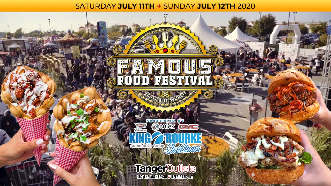 famous food festival 2020