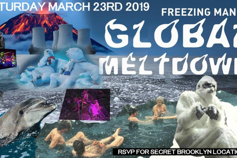 freezing man 2019 brooklyn