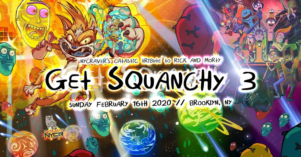Get Squanchy