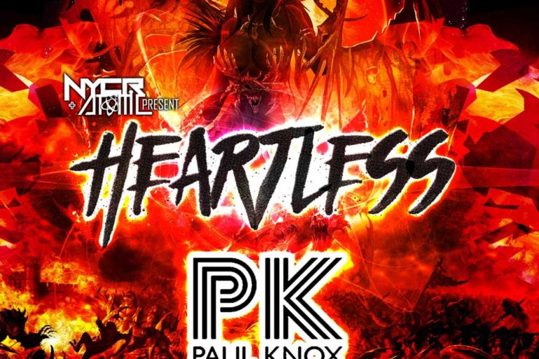 Paul Knox - Live At Heartless (2/13/16)