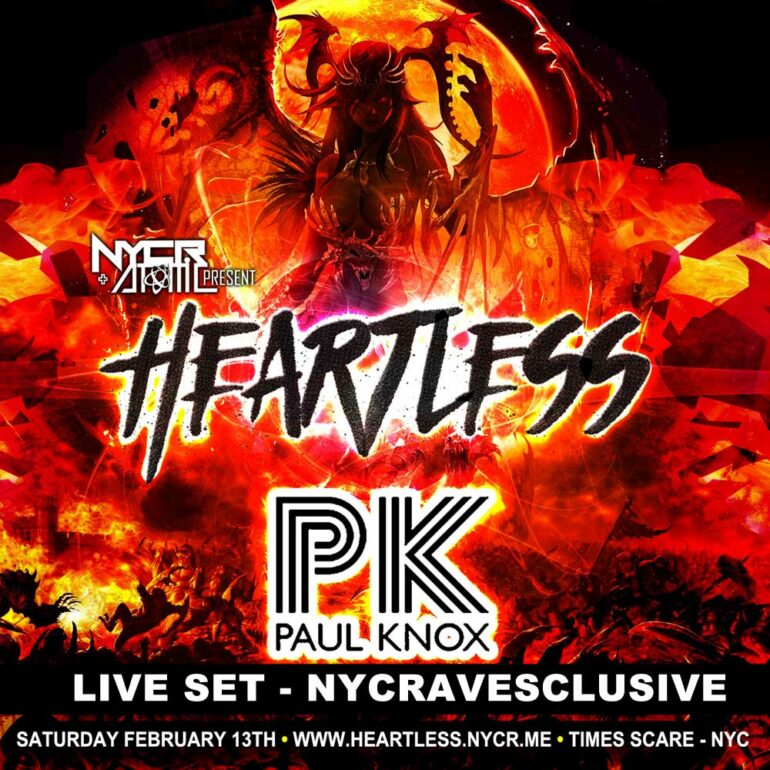 Paul Knox - Live At Heartless (2/13/16)