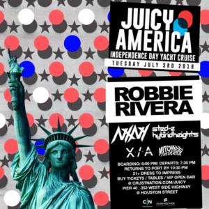 Juicy America 2018