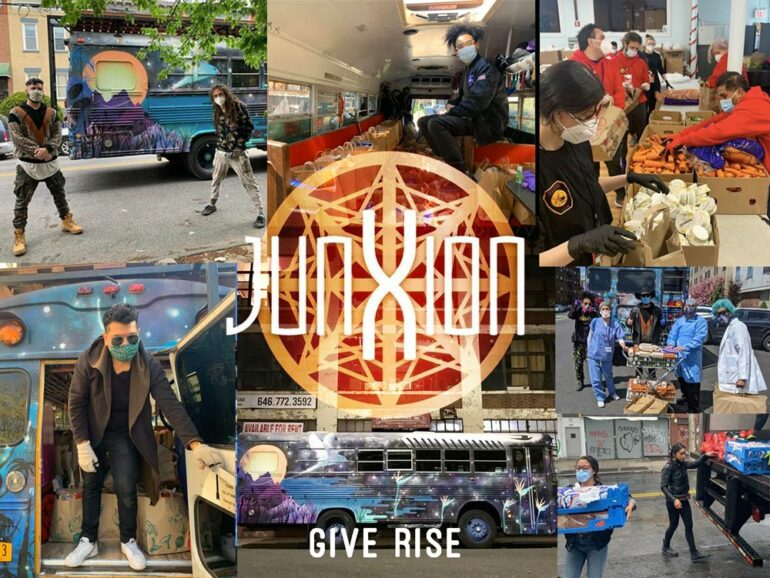 JunXion Gives Rise to Charity