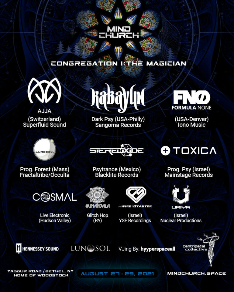 Mindchurch Festival 2021
