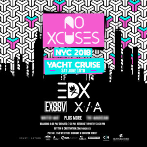 No Excuses NYC 2018
