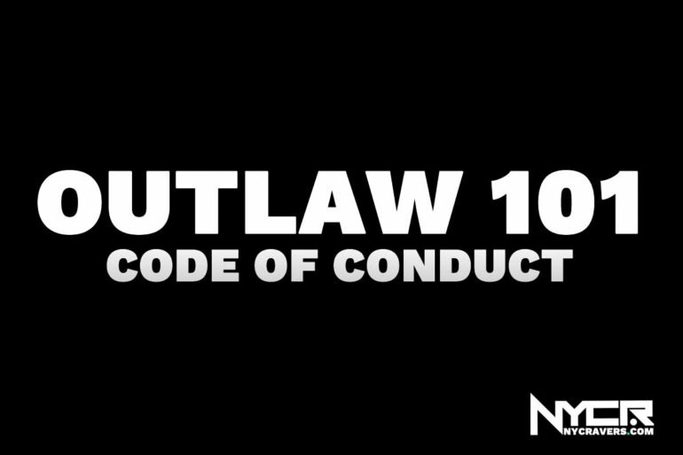 Outlaw 101 Code of Conduct