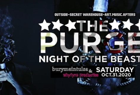 PURGE: NIGHT of the BEASTS - Tulsa, Ok