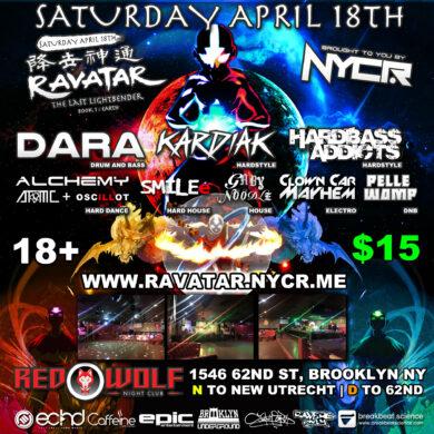 4/18/15 Ravatar : The Last Lightbender