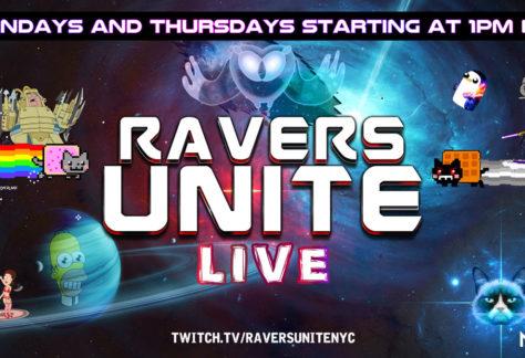Ravers Unite LIVE