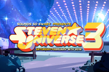 Steven Universe 3 ft. DJ Jimni Cricket & Flap Jack + More TBA