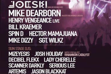 Sun and Stone 2021 w/Joeski & Mike Dearborn 9/25/21