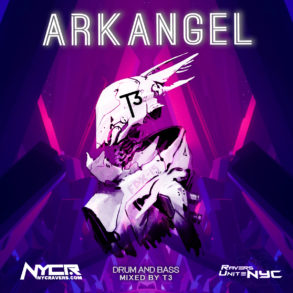 (LISTEN) Archangel 2020 Drum and Bass Mix by T3