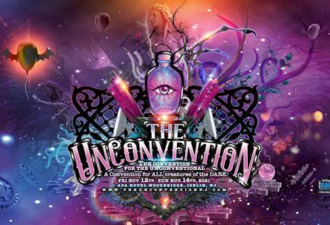 the unconvention nj